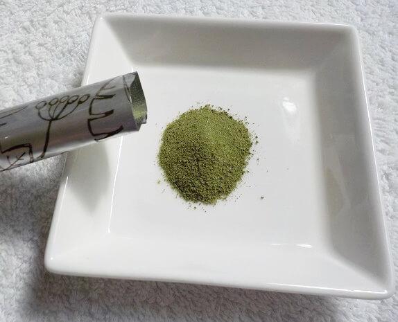 次世代青汁「グリーンクレンズジュース」Green Cleanse Juiceのパウダー