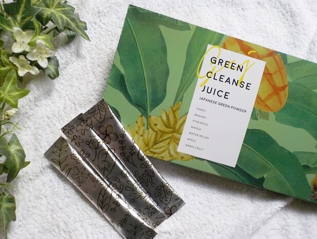 次世代青汁「グリーンクレンズジュース」Green Cleanse Juiceを飲んだ口コミをレビュー♪効果は?