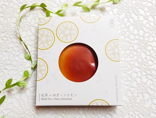 ティーフート Drip Tea 紅茶 + ゆず・シナモン
