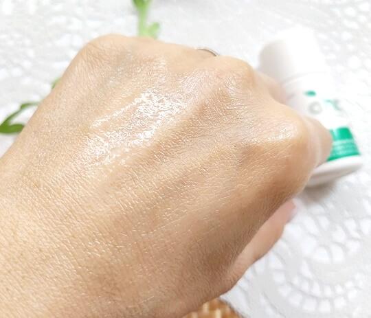 制汗剤『AHCセンシティブ』を使って口コミ 使用感 香り テクスチャー